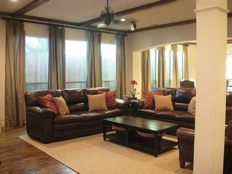 brown leather living room ideas living room attractive chocolate sofa living room ideas