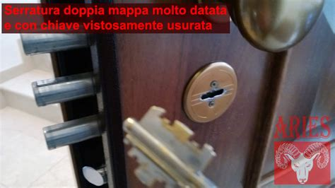 chiave porta serrature blindate