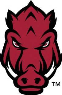 Arkansas Razorbacks Football Logo
