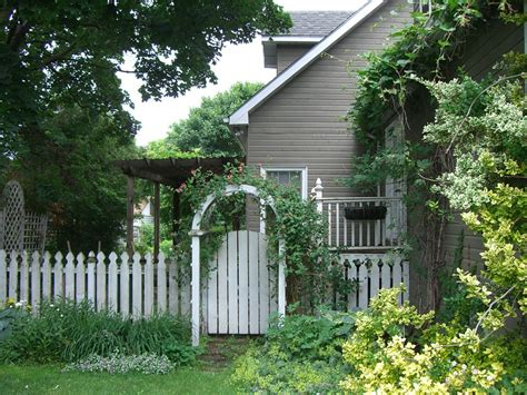 cottage fencing ideas wonderful white picket fence home depot decorating ideas gallery in landscape traditional design