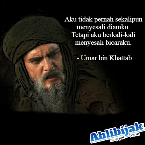 foto kumpulan kata bijak kata mutiara khalifah umar bin