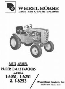 Tractor 1970 Raider 10  U0026 12 Ipl Pdf