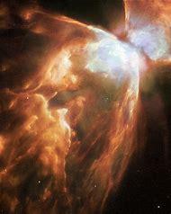 Hubble Hand of God