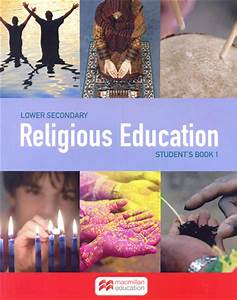 Lower Secondary Religious Education Student U0026 39 S Book 1