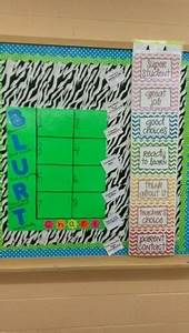 blurt chart poster boards and my pinterest on pinterest With cut out letters for poster board