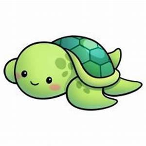tortuga animada kawaii - Buscar con Google | dibujos para ...