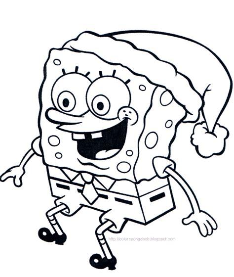 Coloring Spongebob by Spongebob Coloring Pages