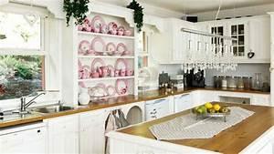 Shabby Chic Küche : k che ideen zum einrichten ~ Markanthonyermac.com Haus und Dekorationen