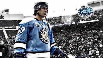 Nhl Wallpapers Crosby Sidney Hockey Winter Classic