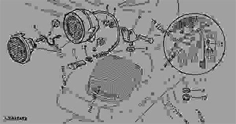 Deere 4020 Wiring Diagram Light Fender In For by Deere Cab Light Wiring Diagram Diagrams Catalogue