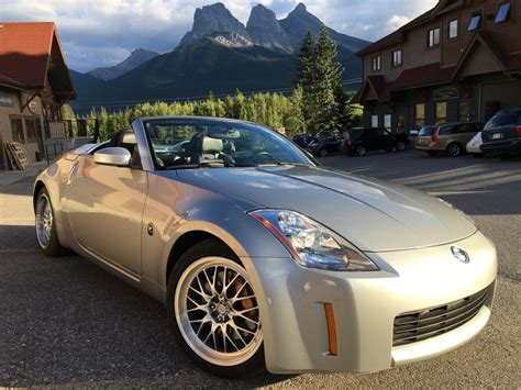 2005 Nissan 350z For Sale In Canmore, Alberta T1w 1l4