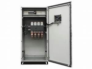 Automatic Transfer Switch Panel  Ats  4 Poles Three