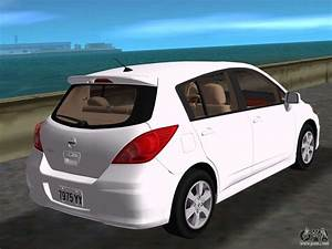 Nissan Tiida For Gta Vice City