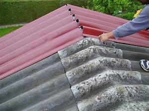 Eternit Dach Reinigen Streichen : alu berdeckung f r welleternit dachbeschichtung ~ Lizthompson.info Haus und Dekorationen