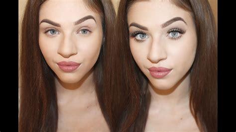 eyes  bigger rounder youtube