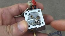 Echo SRM 2100 Repair Part 1 | Doovi