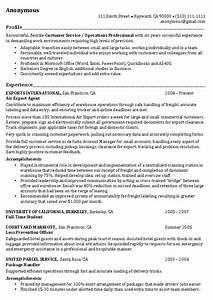 Operations Manager Resume Example Operations Professional