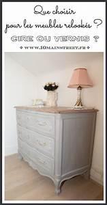 Cire Pour Meuble : cire ou vernis que choisir pour les meubles relook s ~ Teatrodelosmanantiales.com Idées de Décoration