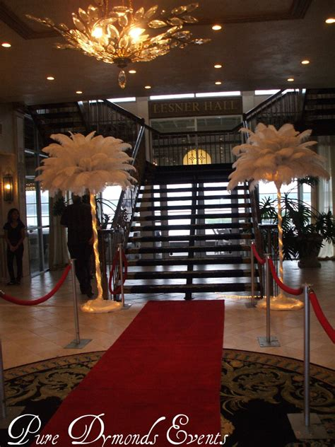 Pure Dymonds Events Hollywood Themed Inspired Prom