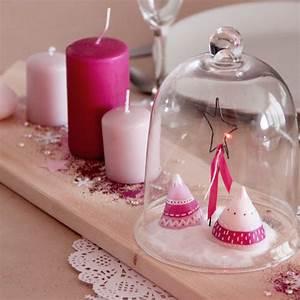 creer un centre de table pour noel idee creativeidee With chambre bébé design avec centre de table fleurs pour anniversaire