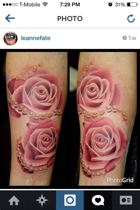 pink rose tattoo tattoo tattoos pearl tattoo rose