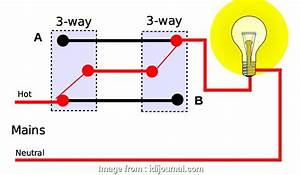 2 Way Double Light Switch Wiring Diagram