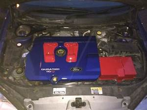 Custom Engine Cover Spray Paint By Myself Mondeo St Tdci