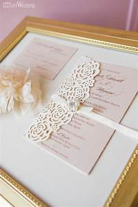 10 of the hottest wedding invitation trends With laser cut wedding invitations montreal