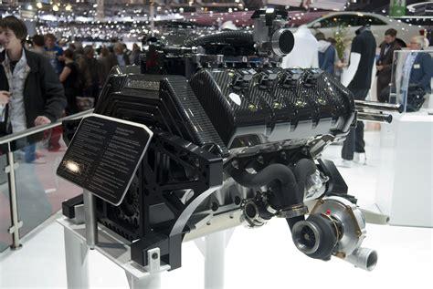 Koenigsegg Agera R Engine