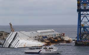 survivors of the costa concordia disaster mark first