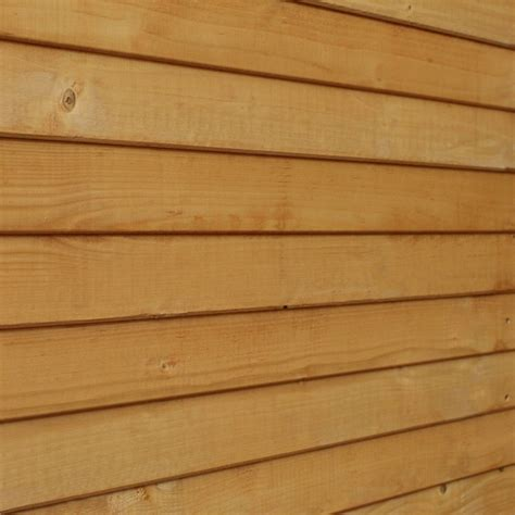 Shiplap Or Tongue And Groove by 8 X 6 Wooden Shiplap Tongue And Groove Plus 48hr Sat