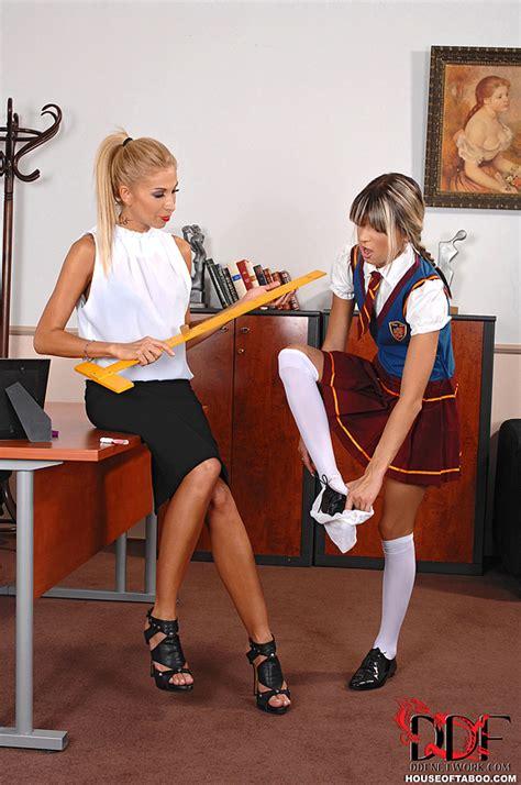Euro Babes Db Lesbian Schoolgirl Seduced