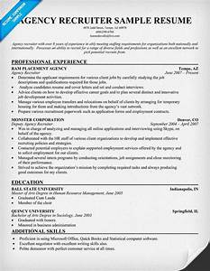 Entry Level Rn Resume Agency Recruiter Resume Resumecompanion Com Registered
