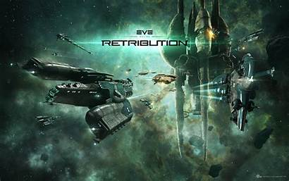 Eve Wallpapers Awesome Algos Background Retribution Space