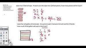 Video  Dividing Fractions