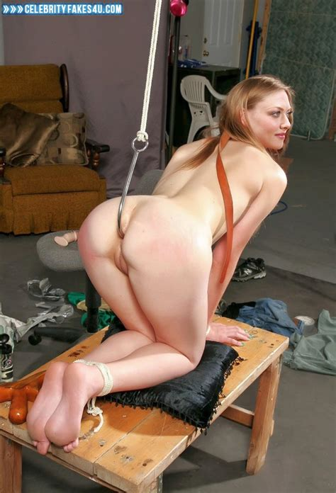 Amanda Seyfried Anal Toy Bondage Nsfw Fake 001