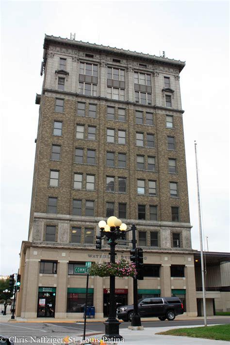Downtown Waterloo St Louis Patina