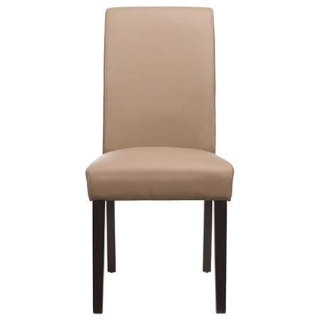 parson java upholstered dining chair dcg stores