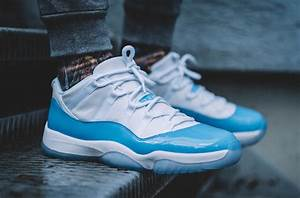 Air Jordan 11 Low Columbia 2017 Release Date - Sneaker Bar ...