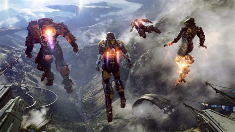 anthem  hd games  wallpapers images backgrounds