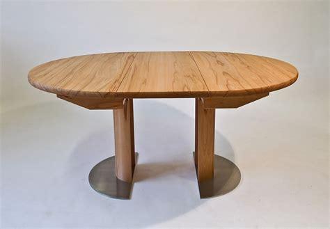 Runde Esszimmertische Ausziehbar by E 223 Tisch Rund Ausziehbar Casa Innatura