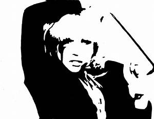 Lady Gaga Stencil Pictures to Pin on Pinterest - PinsDaddy