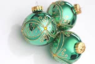 christmas balls and decorations