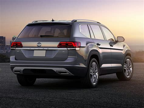 volkswagen atlas price  reviews safety