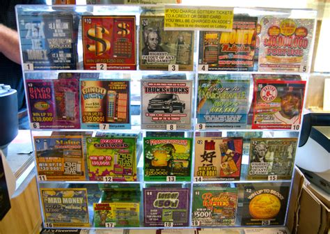 Millions Spent To Boost Maine Lottery Sales, But Losing Players Overlooked
