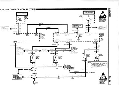 Corvette Wiring Diagram Free Download Library