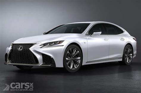 2018 Lexus Ls F Sport Revealed As The Sporty Side Of Lexus