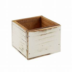 Find, The, Square, Whitewashed, Wood, Box, By, Artminds, U00ae, At, Michaels