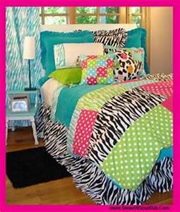 Kids bedding bed sets for teen girls brightly colored