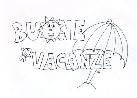 risultati immagini  disegni estate da colorare idee